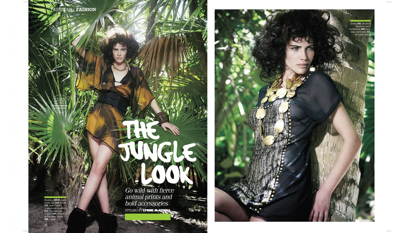The Jungle Look