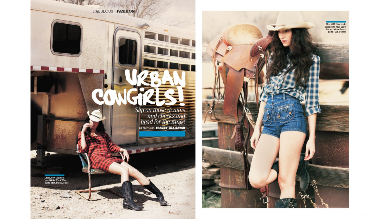 Urban Cowgirls